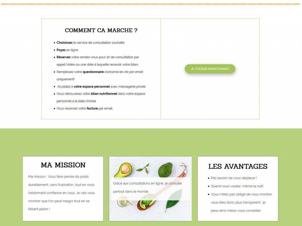 design Dieteticienne.online