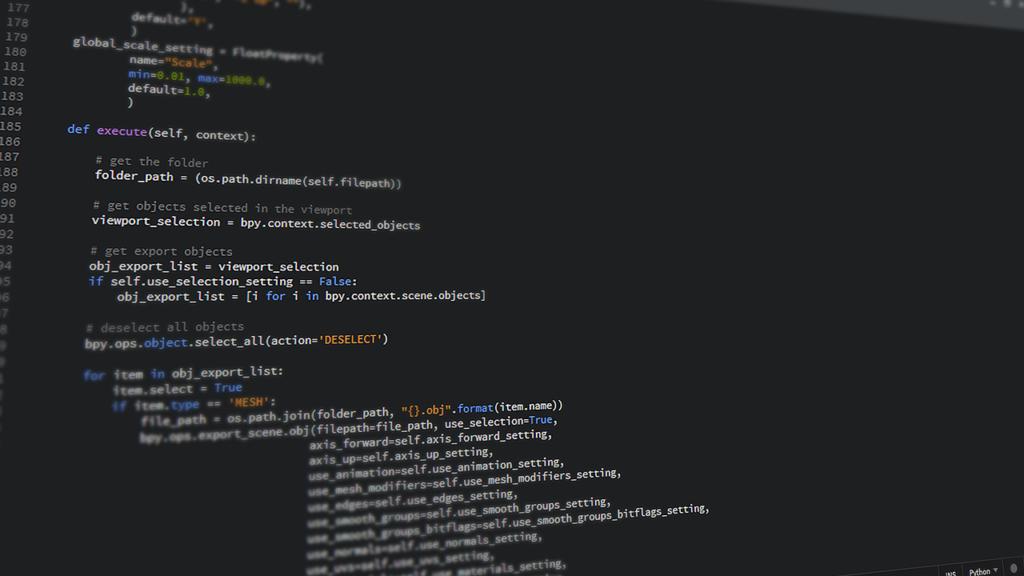code de programmation - webdesignbyhc