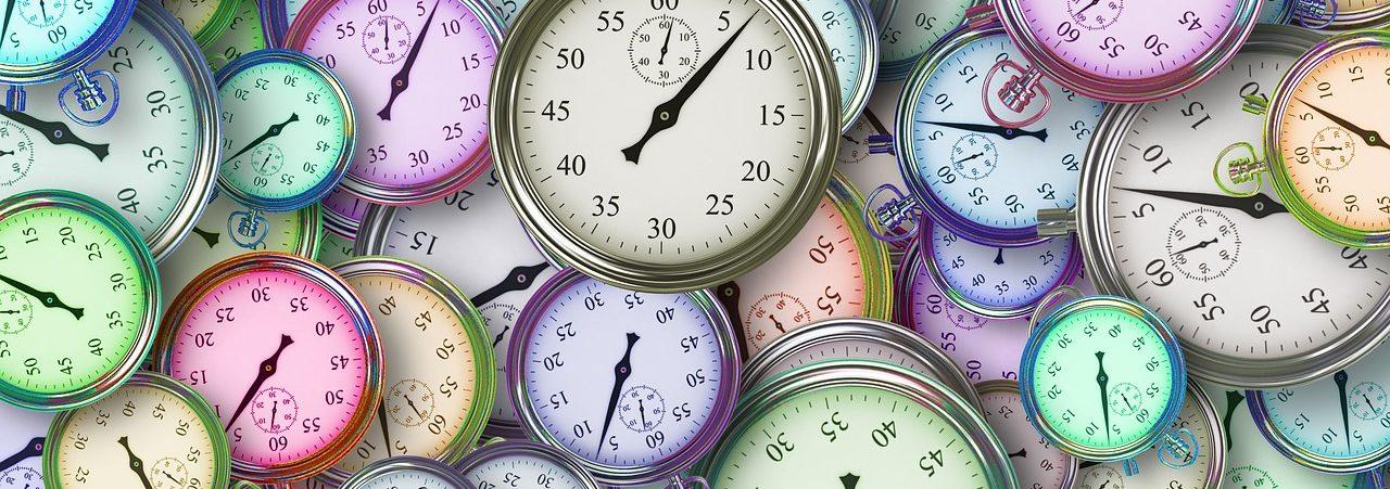 Durée pour créer un site professionnel