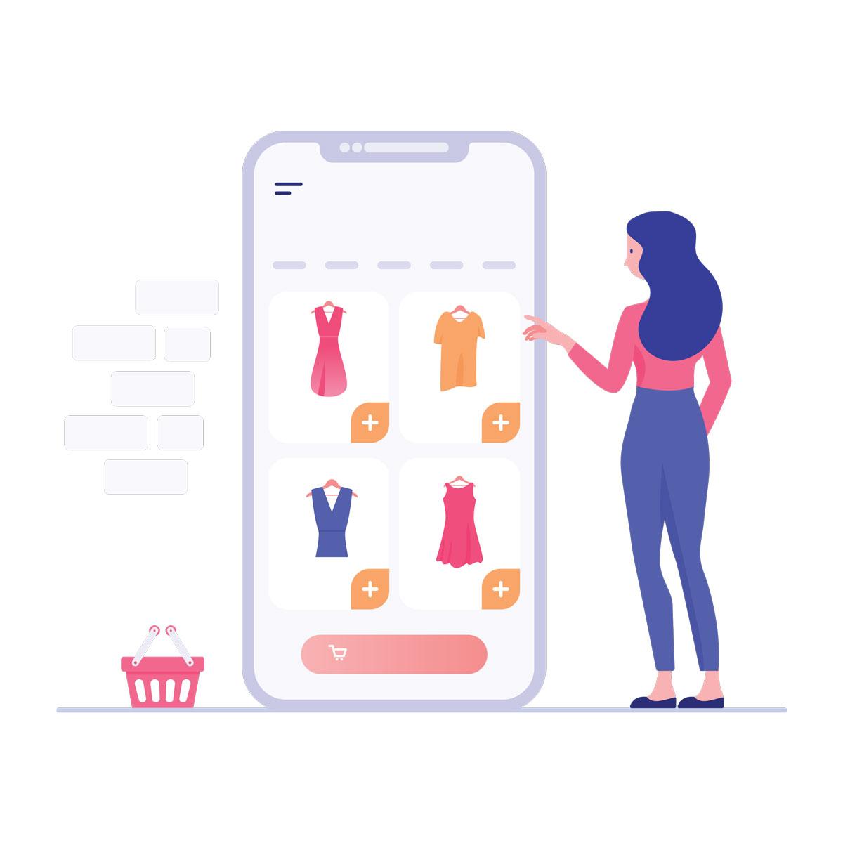 boutique en ligne, click & collect confinement